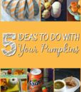 5 Ideas To Do with Your Pumpkins pin