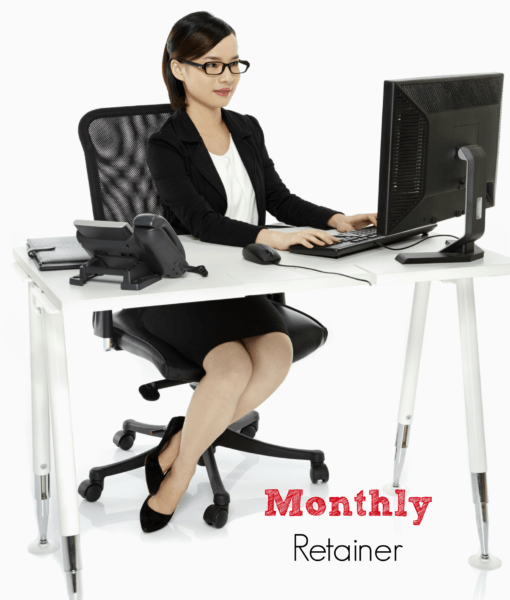 Virtual Assistant Service Monthly Retainer